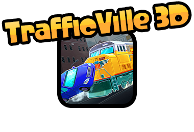 TrafficVille 3D, racing game, Carmageddon iPhone Game
